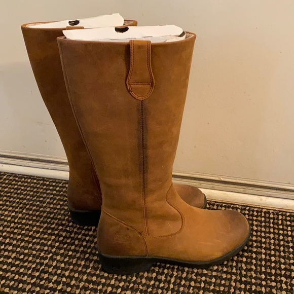 Keen dress leather boot 9.5